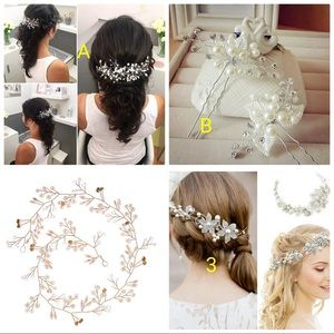 Jewelry - Beautiful quality Bridal Wedding Crystal
